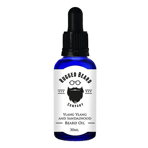 Ylang Ylang and Sandalwood Beard Conditioning Oil