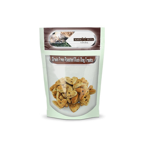 Grain Free Roasted Duck Dog Treats