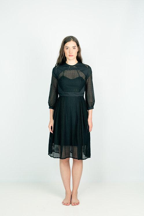 Pele Mesh Dress
