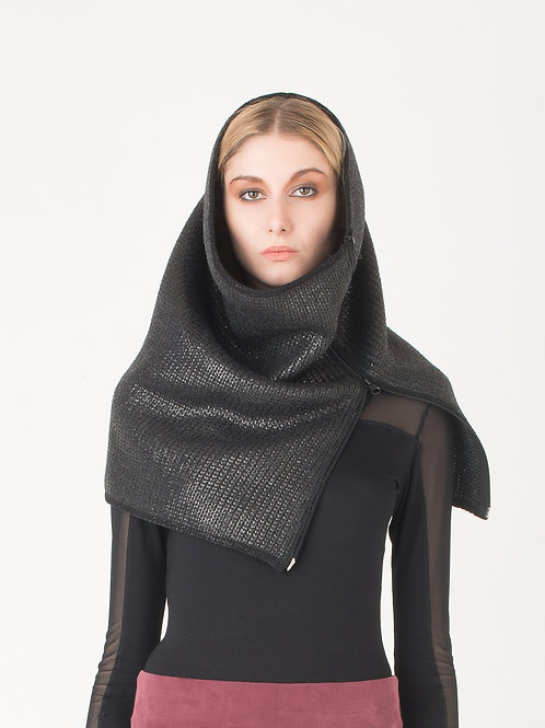 Coated Wool Snood