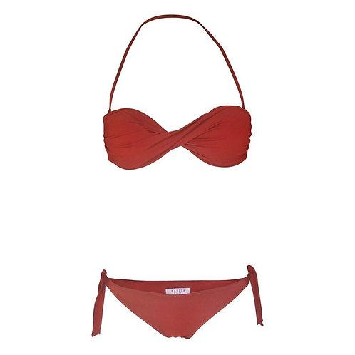 Flora Bikini made in Italy