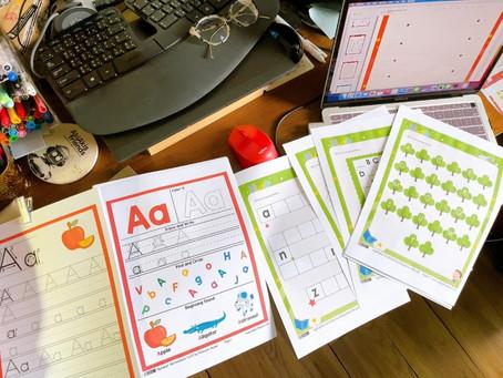 Homeschool- 推薦兒童學習英文app