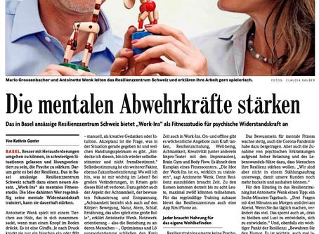 Bericht in der Badischen Zeitung