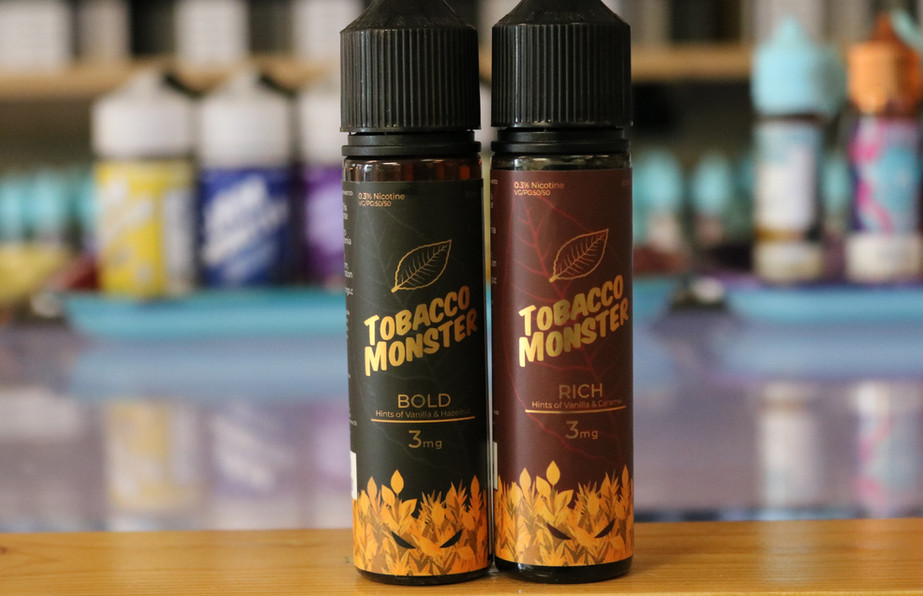 Tobacco Monster juices