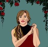 Holly May Austen Portrait