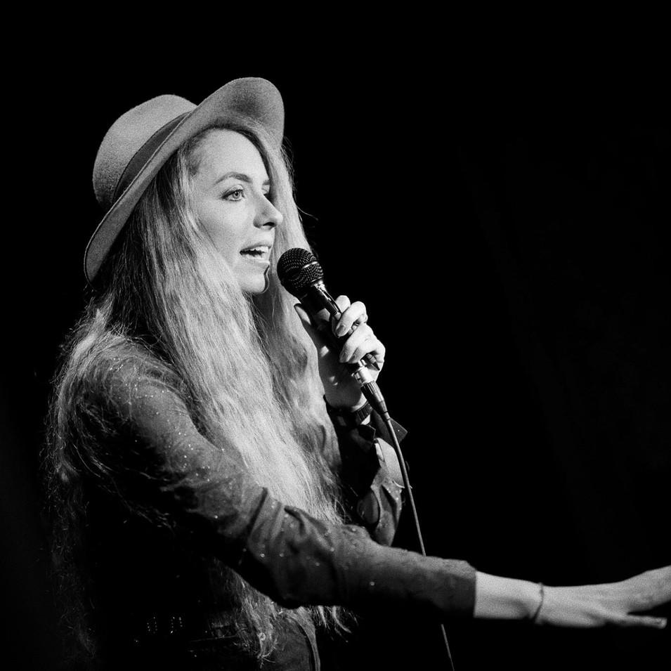 Ella Prendergast Performs at Secret Circus