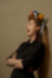 Ella Prendergast Acting Headshot