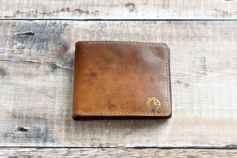 Saddle Wallet