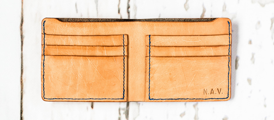 Why Vegetable Tanned Leather?