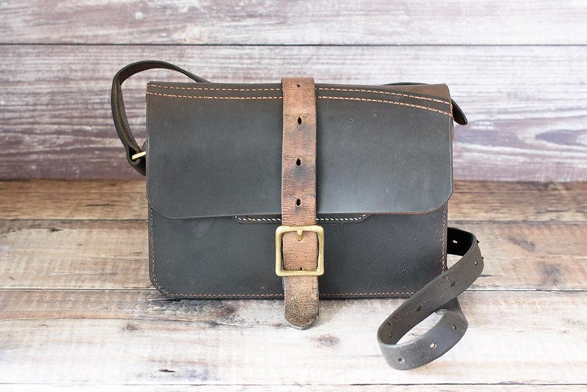 Repurposed Saddle Bag
