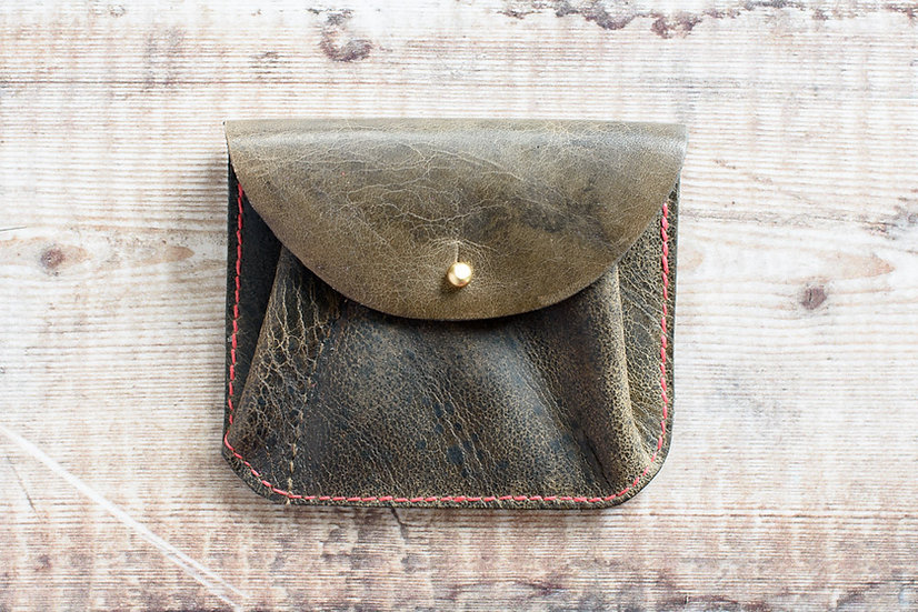 Small Saddle Purse