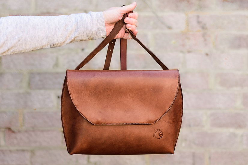 Brown Clavering Bag