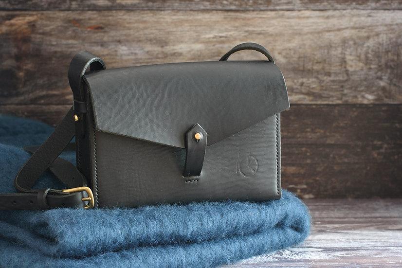 Black Orkney Bag
