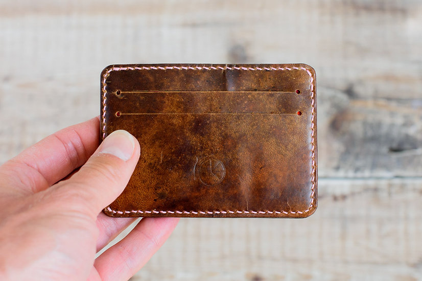 Saddle Cardholder