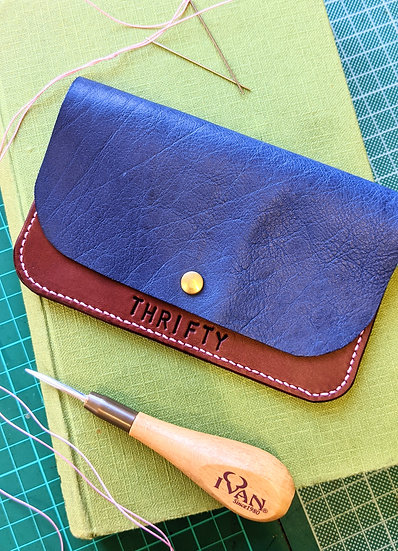 Workshop 8th October 2021- Make your own purse