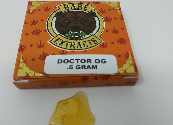 Bare Extracts Doctor OG