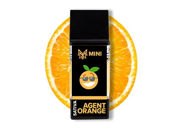 MuhaMeds Vape  Agent Orange