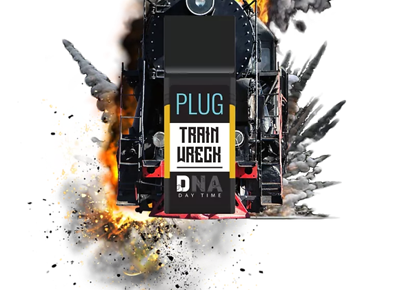 PLUG AND PLAY VAPE CARTRIDGE  TRAIN WRECK