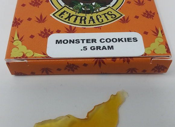 Bare Extracts Monster Cookies