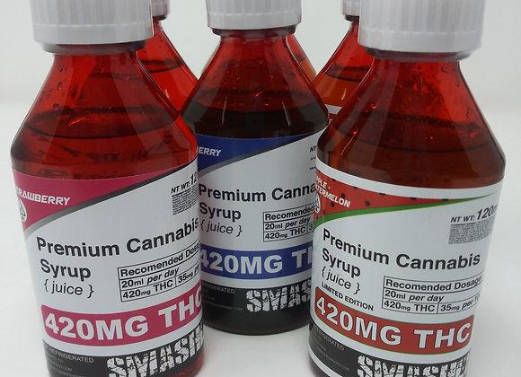 Premium Cannabis Syrup