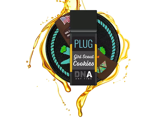 PLUG AND PLAY VAPE CARTRIDGES  GIRL SCOUT COOKIES