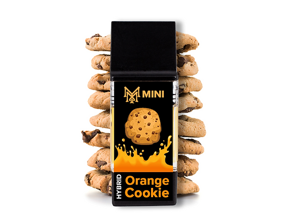MuhaMeds Vape  Orange Cookie