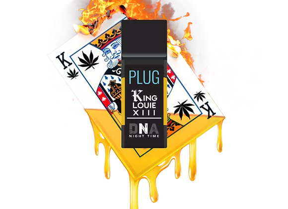 PLUG AND PLAY VAPE CARTRIDGE  KING LOUIE