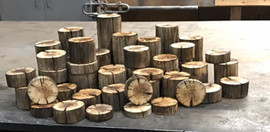Various wood bases for centerpieces.jpg