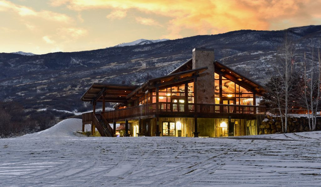 Soldier Hollow Nordic Center Wedding Park City Midway