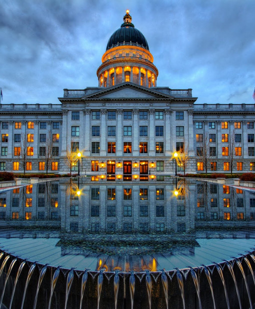 Utah State Capitol Rotunda|Contact Wedding Street for our All Inclusive Venue Package