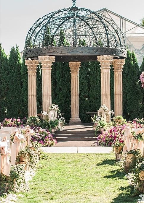 Le Jardin Chateau|Wedding Street Utah
