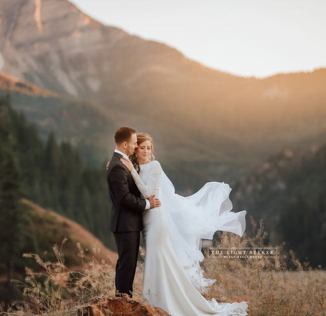 mountain wedding utah bride and groom.jp