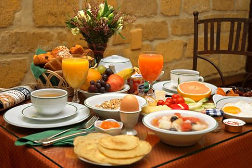 Breakfast and Brunch Buffets