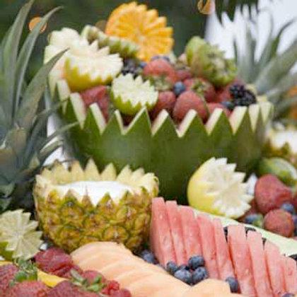 Platinum Fruit Display