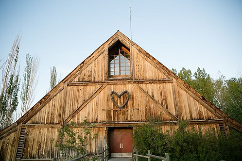 Wheeler Farms Historic Barn
