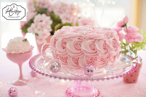 1-Tier Buttercream Cakes