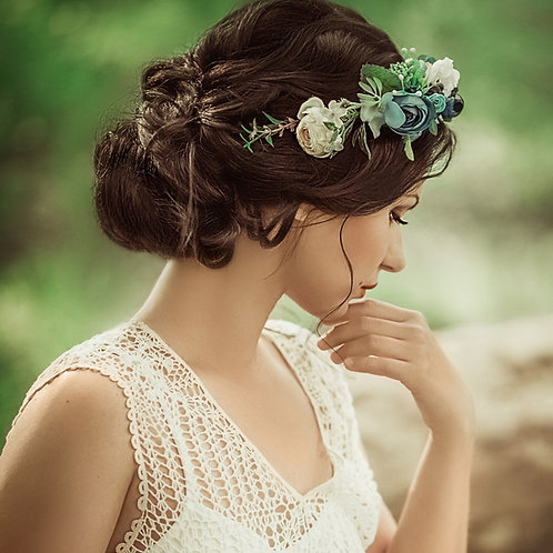 Bride Floral Crowns
