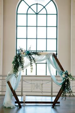 Utah State Fairground Wedding Grand Building