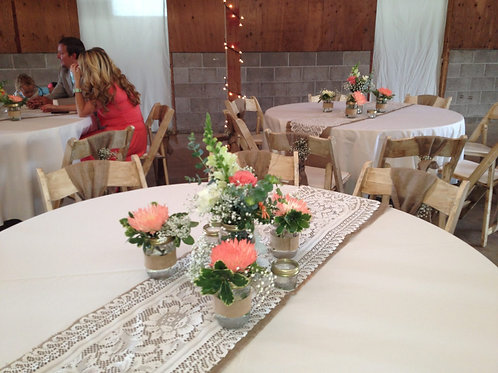 Event Master Table Runners
