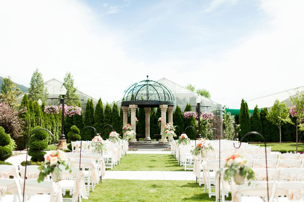 Le Jardin|Wedding Street Package