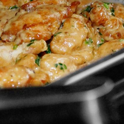 Chicken Marsala Tenderloins