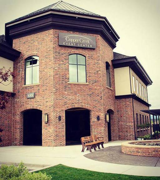 Copper Creek Event Center Utah Elegant V