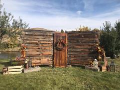 affordable rustic decor wedding street u