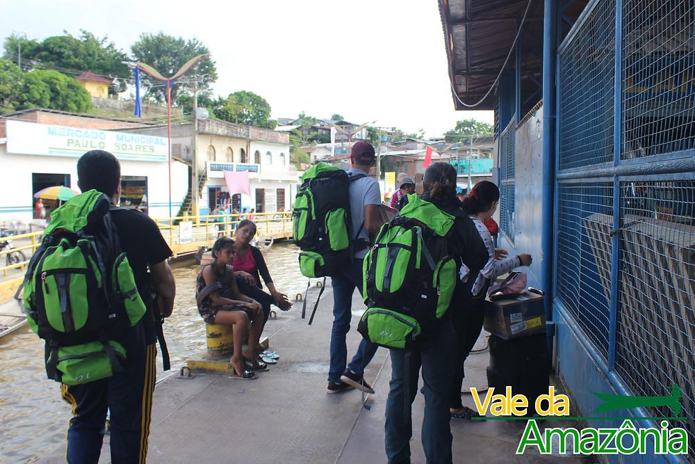 Porto de Santo Antônio do Içá