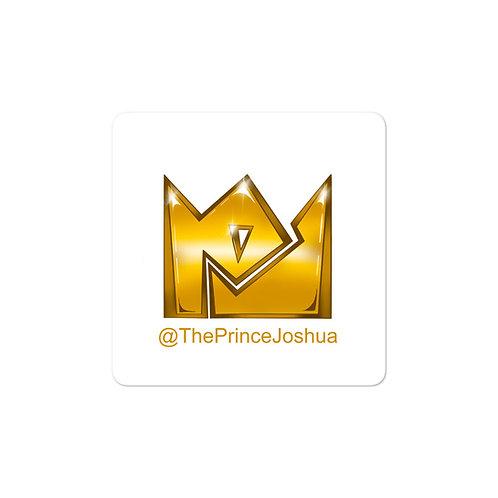 Prince Joshua Sticker