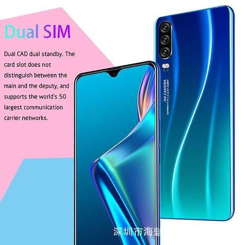 Smartphone P38pro 128GB Face ID e Touch ID - Dual SIM - 2020