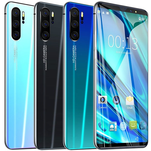 Smartphone 6.1 pollici Android 9.1 - 128GB - Dual SIM - 16 megapixel LTE 4G