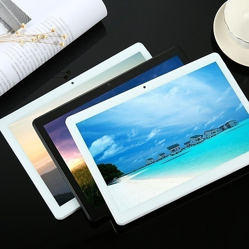 """Tablet Android 9.0 - 10,1"""" Bluetooth 4.1 memoria 512GB WiFi - 13 mpx"""