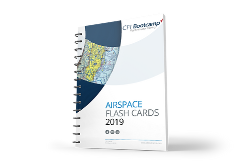 Airspace Flash Cards   Instant Download - Not Paper
