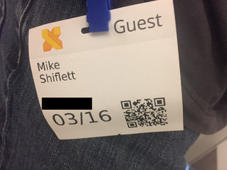 CFI Bootcamp does the Google X lab